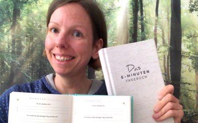 15 Monate Journaling mit dem 6-Minuten Tagebuch